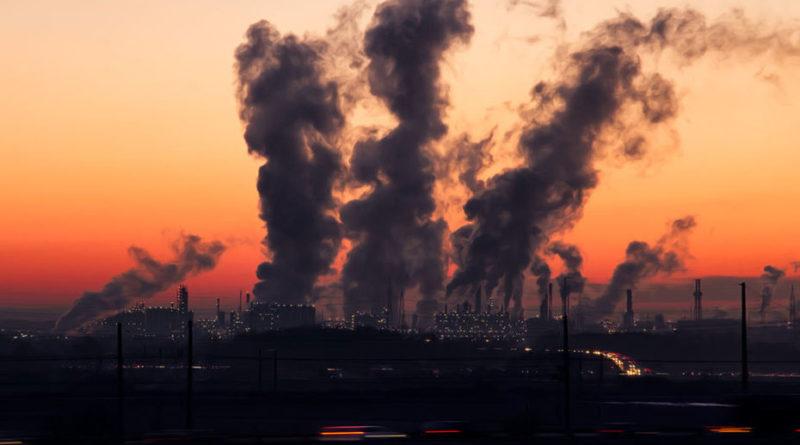 Экологические карты России