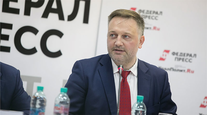 Иван Еремин ФедералПресс