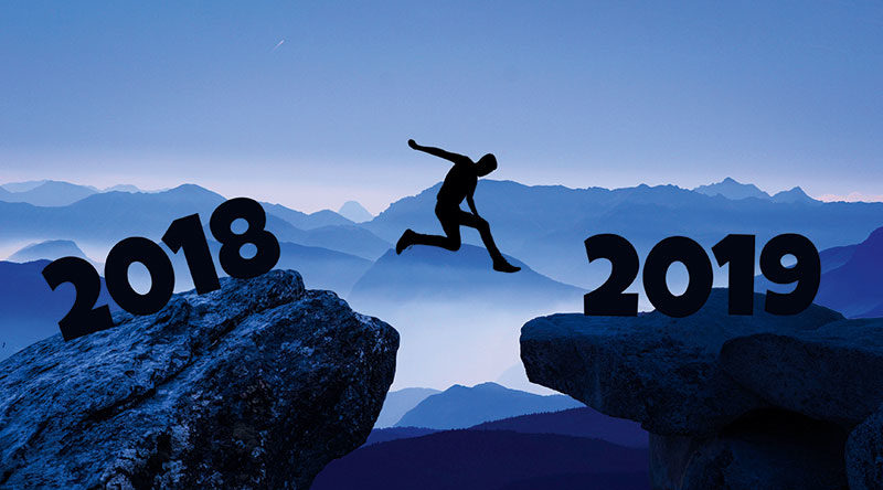 новый год 2018-2019